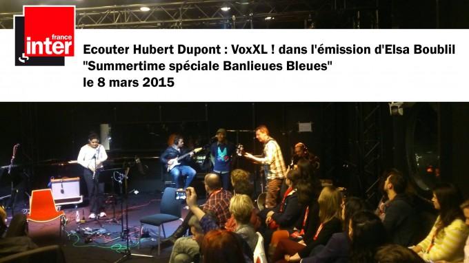 VOXXL AT FRANCE INTER 80315 copier