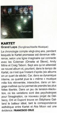 Jazznews - Avril 2014
